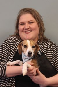 Holly Marusarz Pet Care Plus General Manager